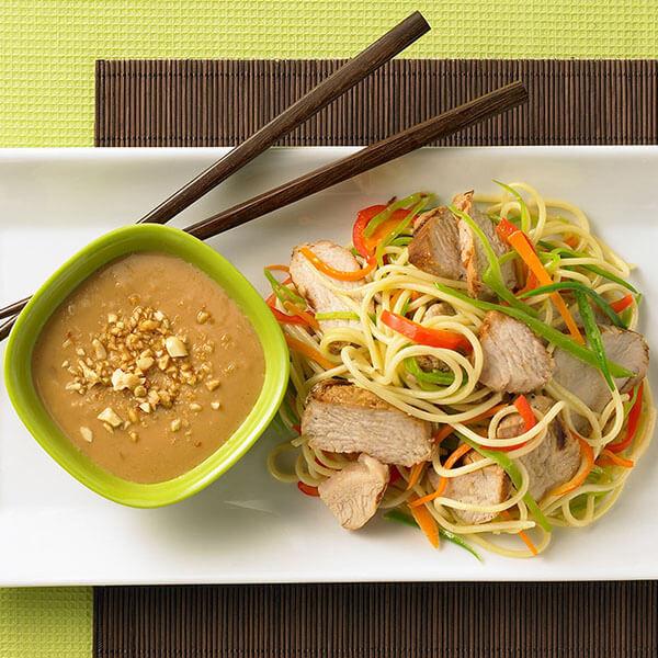 SKIPPY<sup>®</sup> Asian Noodle Salad / SKIPPY<sup>®</sup> Asiatisk Nudelsallad