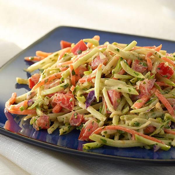 SKIPPY<sup>®</sup> East Asian Peanut Broccoli Slaw / SKIPPY<sup>®</sup> Östasiatiska Jordnöt Broccolislaw