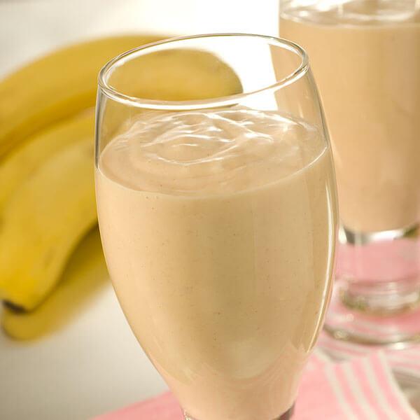 Banana Breakfast Drink / Frukostsmoothie med banan