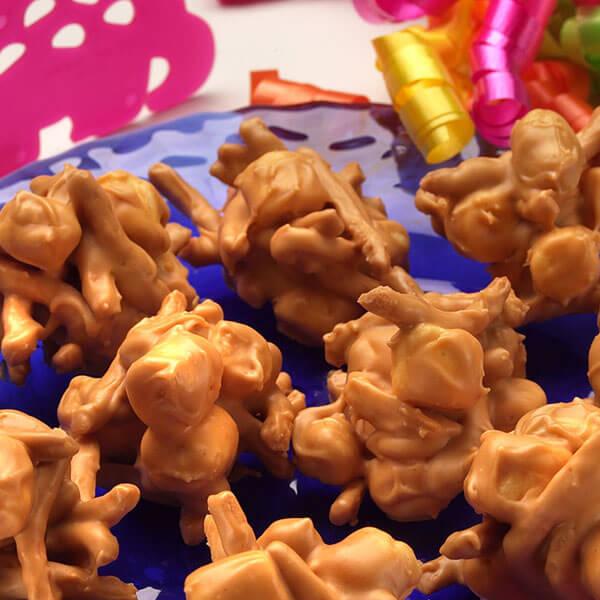 Crunchy Goodies / Krispiga läckerbitar