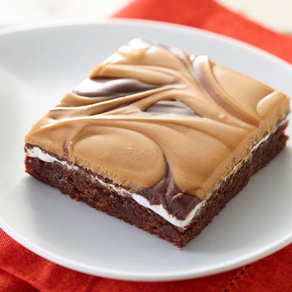 Dreamy Brownies / Drömska brownies