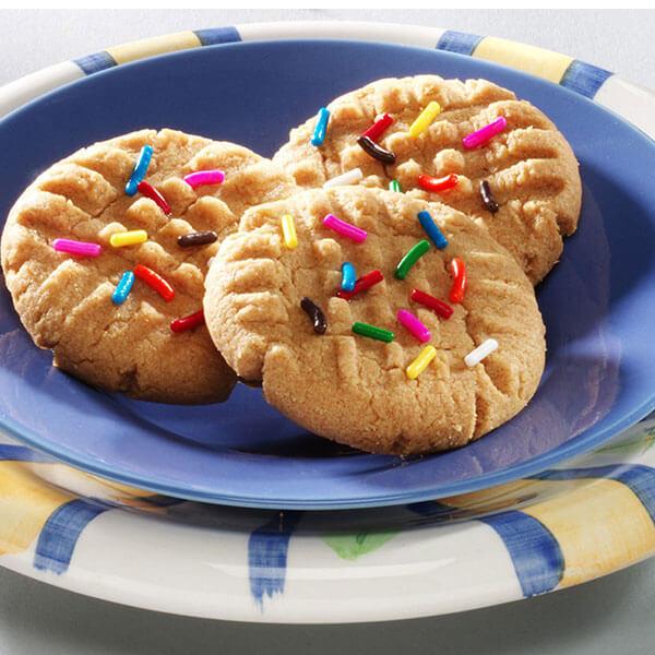 SKIPPY<sup>®</sup> Peanut Butter Quick Cookies / SKIPPY<sup>®</sup> Jordnötssmör Snabbkakor