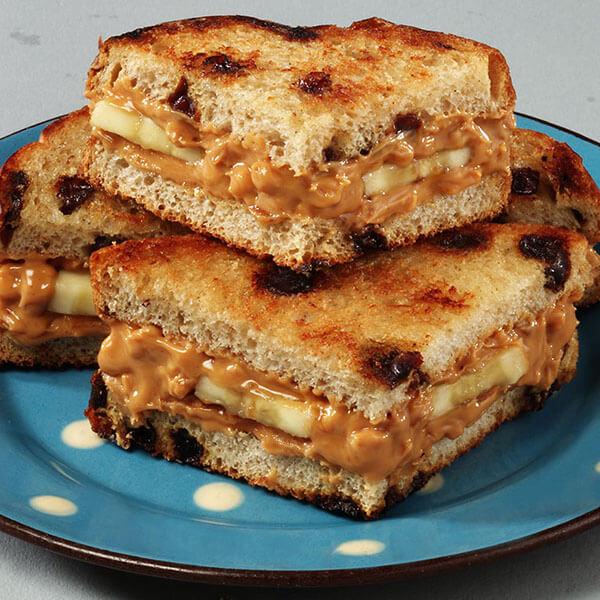 SKIPPY<sup>®</sup> Toasted Sandwiches / SKIPPY<sup>®</sup> Rostade Mackor