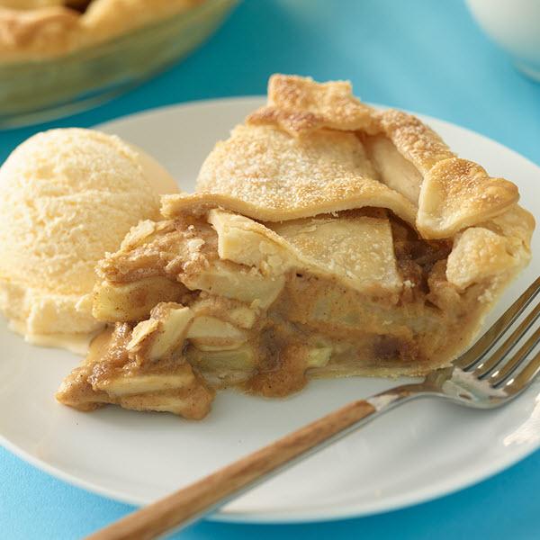 SKIPPY<sup>®</sup> Peanut Butter Apple Pie / SKIPPY<sup>®</sup> Jordnötssmör Äppelpaj